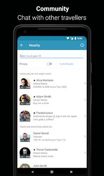 App in the Air - Travel planner & Flight tracker pc screenshot 2