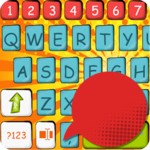ai.keyboard Comic Book theme icon