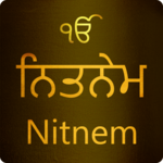 Nitnem With Audio icon