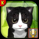 Talking Kittens virtual cat that speaks, take care for pc logo
