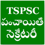 Telangana Panchayati Secretary Telugu App Subjects icon