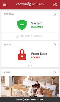 Vector Security pc screenshot 1