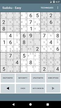 Sudoku pc screenshot 1
