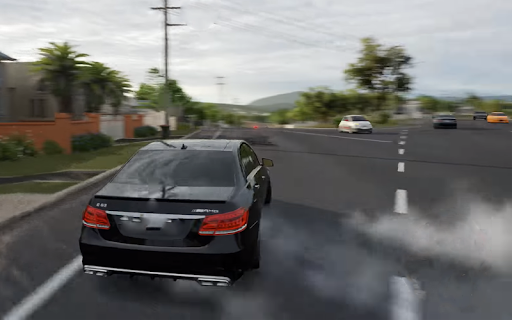 Car Driving Mercedes AMG Simulator pc screenshot 1