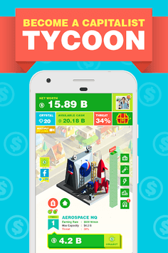 Billionaire Capitalist Tycoon pc screenshot 1