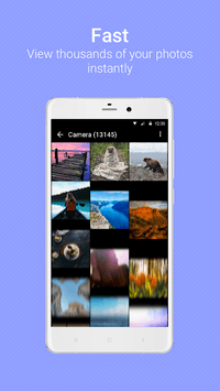 QuickPic - Photo Gallery with Google Drive Support pc screenshot 1