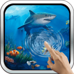 Interactive Shark icon