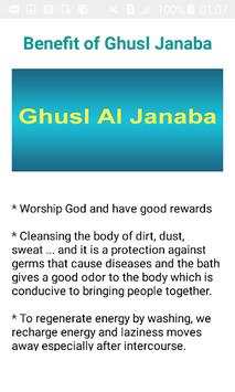 Ghusl Janabat - major ablution pc screenshot 1