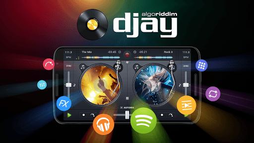 djay FREE - DJ Mix Remix Music pc screenshot 1