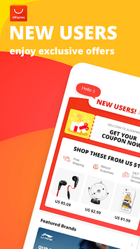 AliExpress - Smarter Shopping, Better Living pc screenshot 1