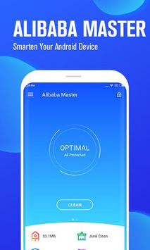 Alibaba Master - Cleaner, Call Recorder & App lock pc screenshot 1