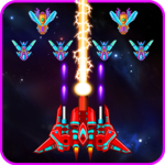 Galaxy Attack: Alien Shooter for pc logo