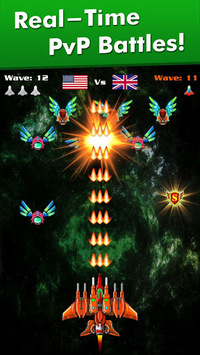 Galaxy Attack: Alien Shooter pc screenshot 2