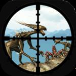 Alien Sniper 3D Combat icon