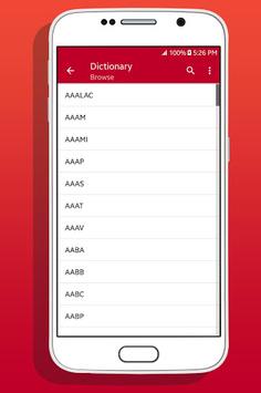 Medical Abbreviation Dictionary pc screenshot 1