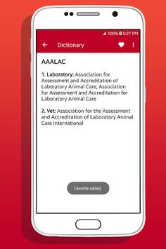 Medical Abbreviation Dictionary pc screenshot 2
