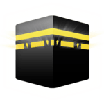 Qibla and Compass 3D icon