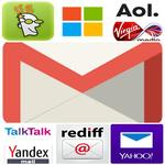 All Email Providers | Feed icon