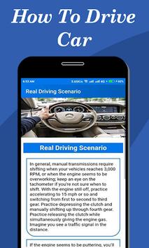 How To Drive Car pc screenshot 1
