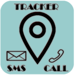 SMS and Call Tracker icon