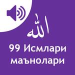 Allohning 99 ismi - Zikr, Tasbeh va Savollar icon