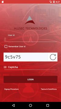 Allsec SmartPay Mobile Service pc screenshot 1