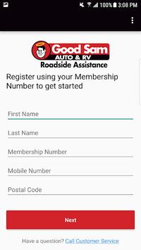 Good Sam Roadside Assistance pc screenshot 1