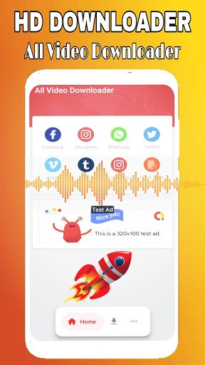 TubeMedia Downloader - HD Video Downloader pc screenshot 1