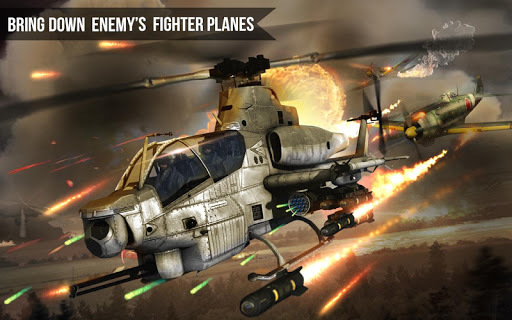 Army Gunship Helicopter Games 3D: Joycity Battle pc screenshot 1