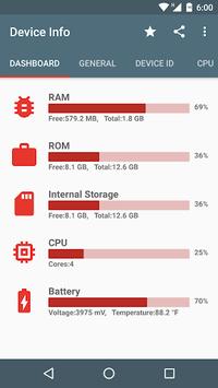 Device Info pc screenshot 1