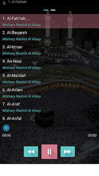 Al Quran Audio (Full 30 Juz) pc screenshot 1