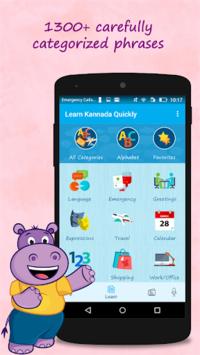 Learn Kannada Quickly pc screenshot 2