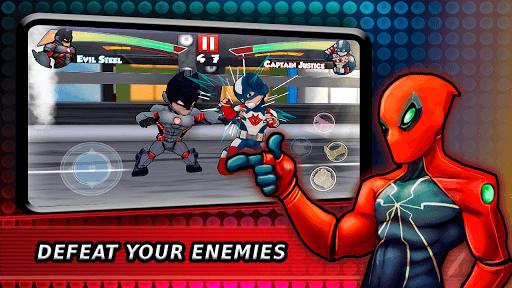 Superheroes Fighting Games Shadow Battle pc screenshot 2