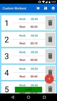 Interval Timer - HIIT pc screenshot 2