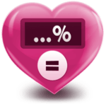 Love Test Calculator for pc logo