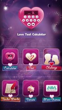 Love Test Calculator pc screenshot 1