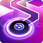 Dancing Ballz: Magic Dance Line Tiles Game icon