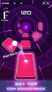 Magic Twist: Twister Music Ball Game pc screenshot 1