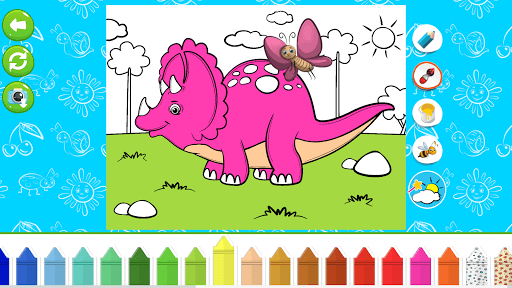 Coloring Pages for Kids pc screenshot 1