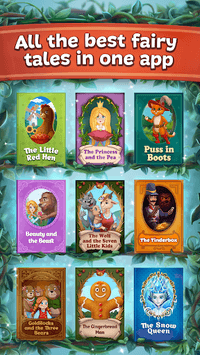Fairy Tales ~ Children's Books, Stories and Games pc screenshot 2