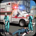 Ambulance Rescue Driving icon