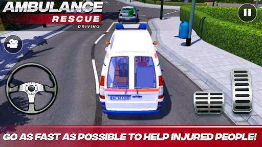 Ambulance Rescue Driving pc screenshot 1