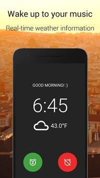 Alarm Clock for Heavy Sleepers — Smart Math & Free pc screenshot 1