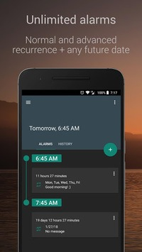 Alarm Clock for Heavy Sleepers — Smart Math & Free pc screenshot 1