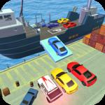 Car Transport Ship Simulator 3d icon