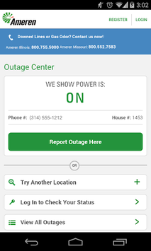 Ameren Mobile pc screenshot 2