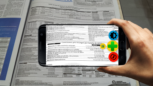 Reading Glasses - Magnifier - Visual Aid Zoom pc screenshot 1