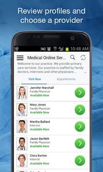 Atrium Health Virtual Visit pc screenshot 1