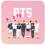 Bangtan boys wallpaper HD icon