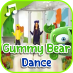 gummy bear dance icon